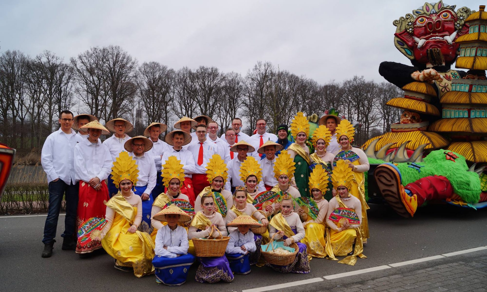 Carnavalsvereniging Spuit 11
